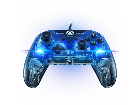 MICROSOFT XBOX ONE PDP WIRED CONTROLLER AFTERGLOW