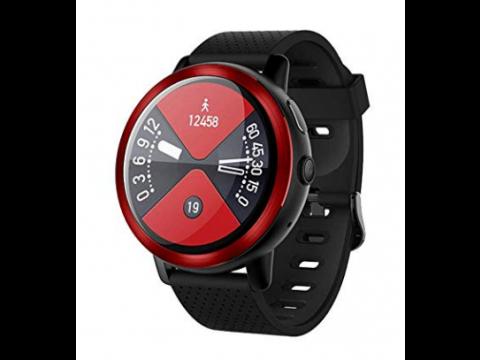 LEMFO LEM8 HEARTH RATE GPS BLACK (KORIŠTEN, ODLIČNO STANJE)