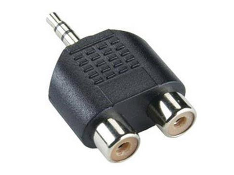SBOX ADAPTER 3.5mm -> 2 x RCA M/F