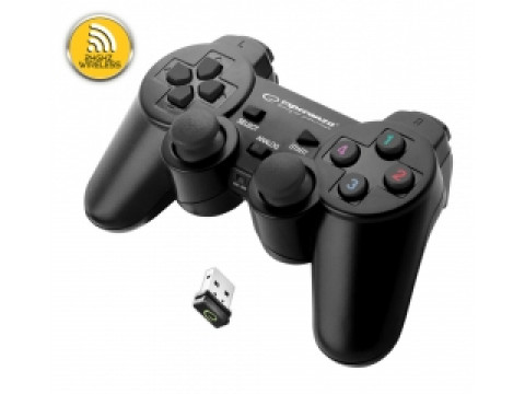 ESPERANZA WIRELESS GAMEPAD EGG108K GLADIATOR ZA PS3/PC, BLUE