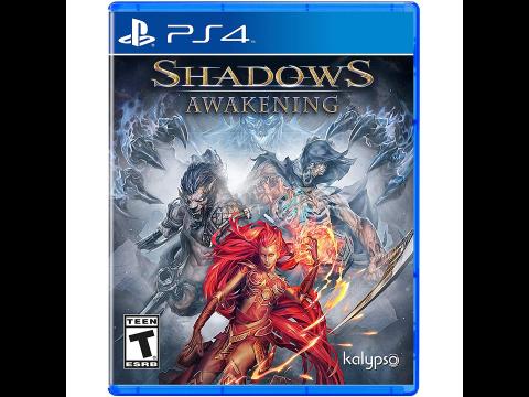 PS4 IGRA SHADOWS: AWAKENING - AKCIJA