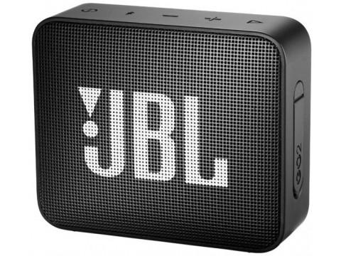 JBL GO 2 PRIJENOSNI ZVUČNIK BLACK