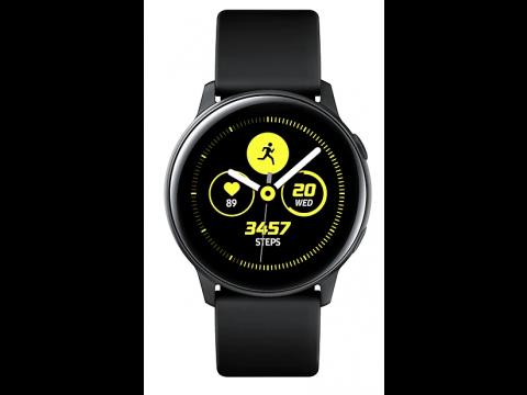 SAMSUNG GALAXY R500 WATCH ACTIVE BLACK