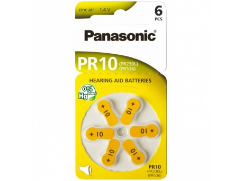 PANASONIC 10MF (PR10)