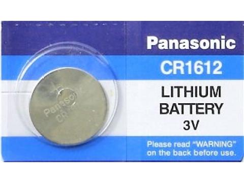 PANASONIC LITIUM BATERIJA CR1612 3V