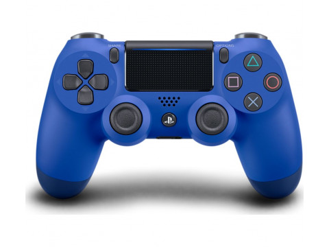 SONY PS4 GAMEPAD KONTROLER DUALSHOCK V2  WIFI BLUE