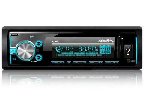 AUDIOCORE AUTO RADIO AC9720B