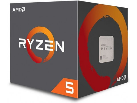 AMD RYZEN 5 2600X BOX AM4 3,6GHZ