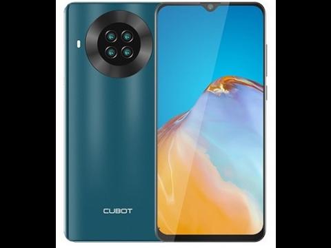 CUBOT NOTE 20 64GB 3GB DUAL GREEN