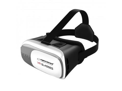 "ESPERANZA VR BOX EMV300 FOR SMARTPHONES 3.5-6"", WHITE"