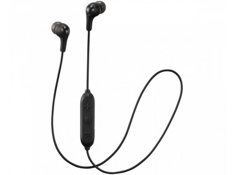JVC BLUETOOTH HEADPHONES HA-FX9BT BLACK