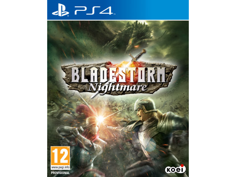 PS4 IGRA BLADESTORM: NIGHTMARE - AKCIJA