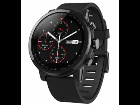 XIAOMI SMARTWATCH AMAZFIT PACE2 STRATOS GPS BLACK