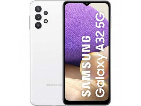 SAMSUNG GALAXY A32 A326B 128GB 4GB 5G DUAL AWESOME WHITE
