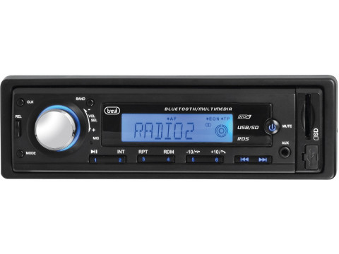 TREVI SCD 5725 BT AUTO RADIO