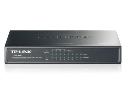 TP-LINK TL-SG1008P - VP