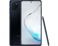 SAMSUNG GALAXY NOTE 10 LITE N770 128GB DUAL BLACK