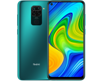 XIAOMI REDMI NOTE 9 4GB 128GB DUAL GREEN