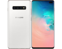 SAMSUNG GALAXY S10 PLUS 128GB DUAL WHITE