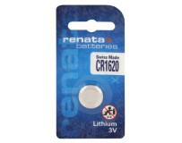 RENATA Litium dugmasta baterija, CR1620