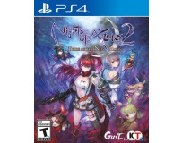 PS4 IGRA NIGHTS OF AZURE 2: BRIDE OF THE NEW MOON - AKCIJA