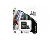 KINGSTON MICROSD 32GB CLASS10 CANVAS SELECT PLUS 100 MB/s