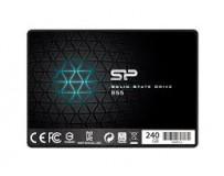 SILICON POWER SSD SLIM S55 240GB 2,5 SATA3 520/370MB/s 7mm