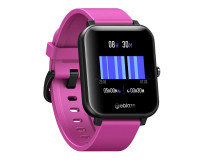 ZEBLAZE GTS SMARTWATCH PURPLE