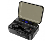 KELODO S590LED BLUETOOTH EARPHONES BLACK - TJEDNA AKCIJA