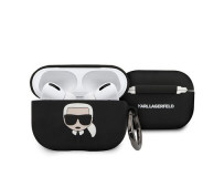 ORIGINALNI ETUI KARL LAGERFELD ZA APPLE AIRPODS PRO BLACK