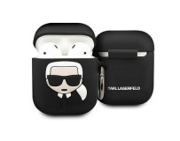 ORIGINALNI ETUI KARL LAGERFELD ZA APPLE AIRPODS BLACK