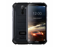 DOOGEE S40 32GB DUAL BLACK (KORIŠTEN, ODLIČNO STANJE)