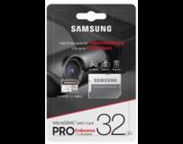 SAMSUNG MEMORIJSKA KARTICA MICRO SD 32GB + ADAPT SD PRO ENDURANCE