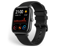 XIAOMI AMAZFIT GTS SMART WATCH BLACK