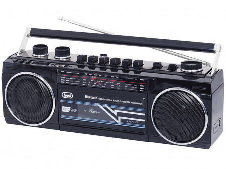 TREVI RR 501 BLUETOOTH RADIO SNIMAČ BLACK