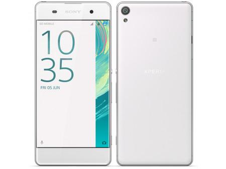 SONY XPERIA XA 16GB DUAL WHITE