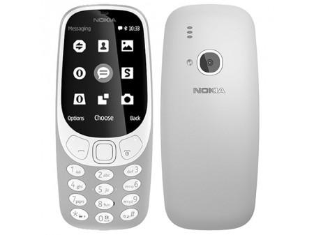 NOKIA 3310 (2017) GRAY (ENG MENU)