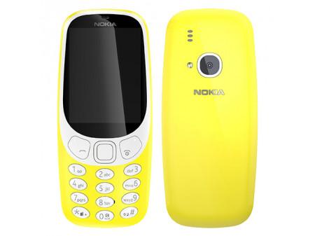 NOKIA 3310 (2017) YELLOW (ENG MENU)
