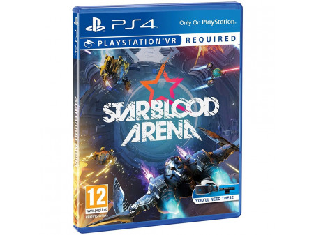PS4 IGRA STARBLOOD ARENA VR