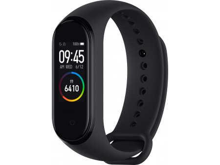XIAOMI MI BAND 4 PAMETNA FITNESS NARUKVICA SMART TRACKER BLACK