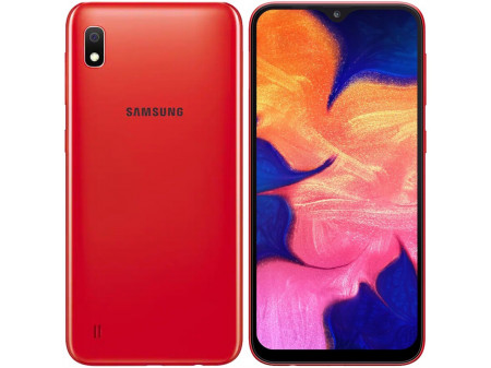 SAMSUNG GALAXY A10 2GB 32GB DUAL RED