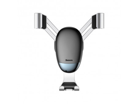 BASEUS CAR MOUNT MINI GRAVITY SILVER
