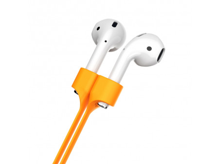 BASEUS EARPHONE STRAP FOR AIRPODS ORANGE