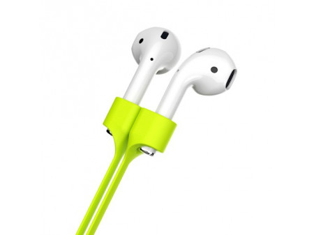 BASEUS EARPHONE STRAP FOR AIRPODS GREEN