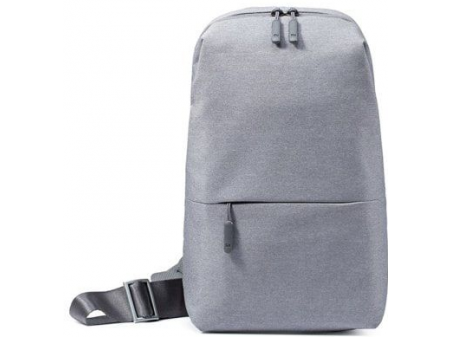 XIAOMI MI CITY SLING RUKSAK LIGHT GREY