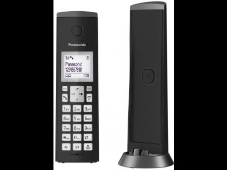 PANASONIC KX-TG K 210 FIKSNI BEŽIČNI TELEFON CRNI