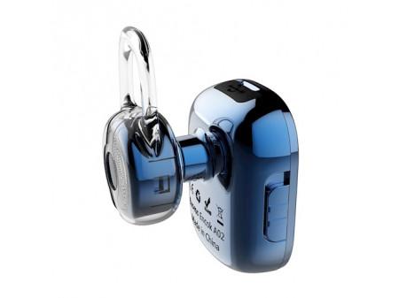 BASEUS EARPHONE WIRELESS ENCOK MINI A02 BLUE