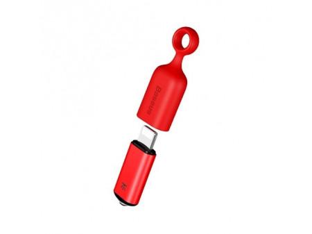 BASEUS IR UPRAVLJAČ ZA SMARTPHONE 8-PIN RED/BLACK