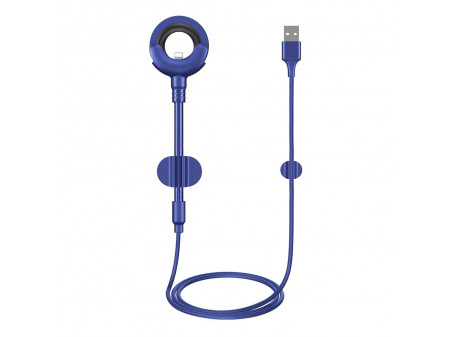 BASEUS CABLE O-TYPE  (8-pin | 0,8 m) BLUE