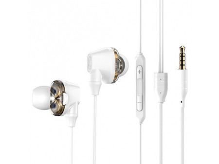 BASEUS WIRE EARPHONES ENOCK H10 WHITE